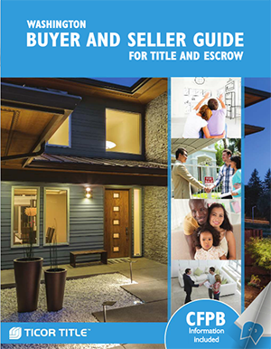 Title and Escrow Buyer Seller Guide